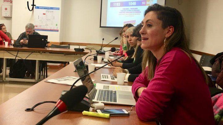 Presentaron el Registro Nacional de Femicidios en Diputados: 1193 en 4 años