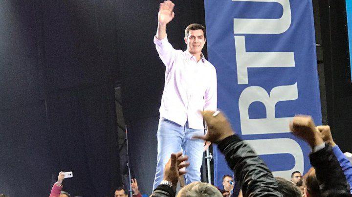 Luego de estar con Macri, Urtubey confirmó que sigue con su candidatura