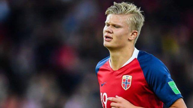 Erling Haland, el joven que hizo nueve goles en un partido de Mundial