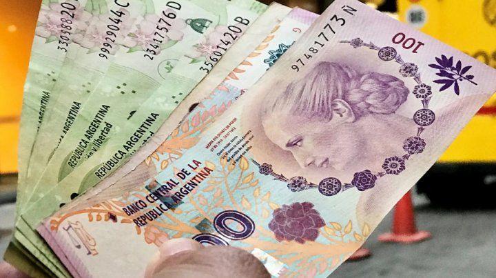 El salario volvió a perder con la inflación en el primer trimestre del año