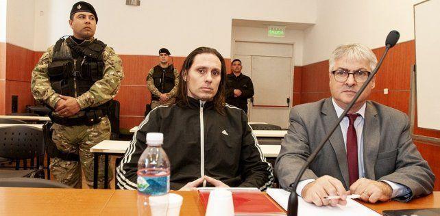 Ibar Pérez Corradi soltó cucarachas durante el juicio oral para reclamar por las condiciones de detención.