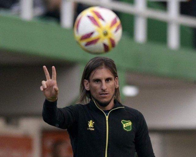 Beccacece llegó a un acuerdo con Independiente