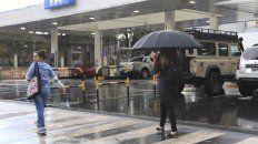 junio comenzo con lluvias y temperatura en descenso