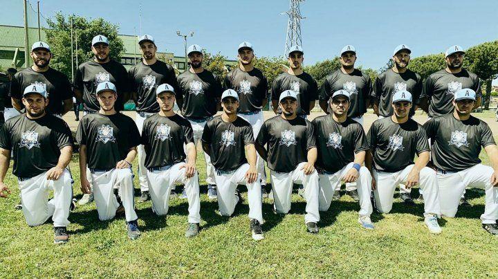 Argentina brindó un show de softbol en Italia