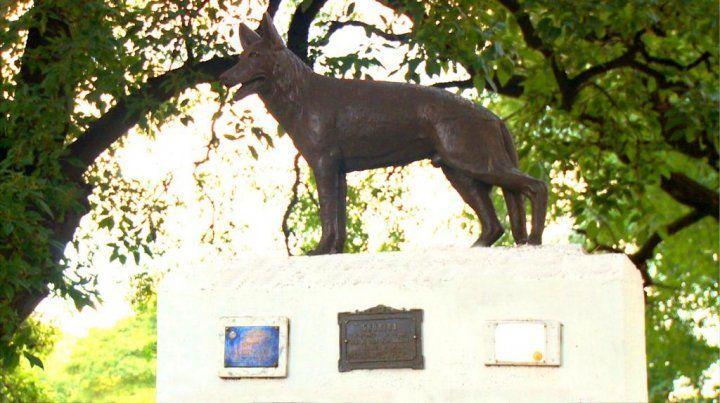 El monumento aChonino