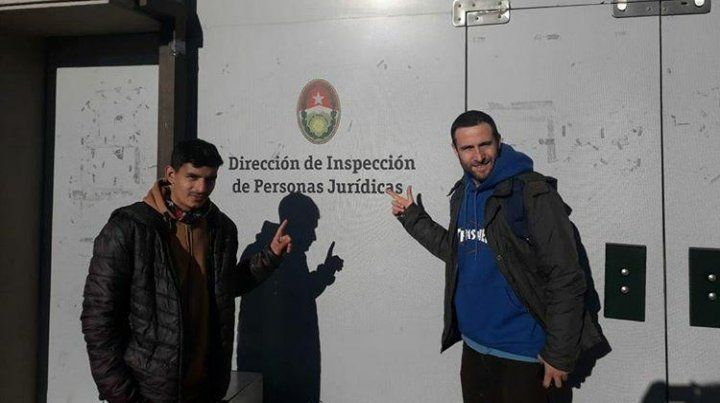 Presentaron los papeles y ahora esperan el número de la Personería Jurídica.