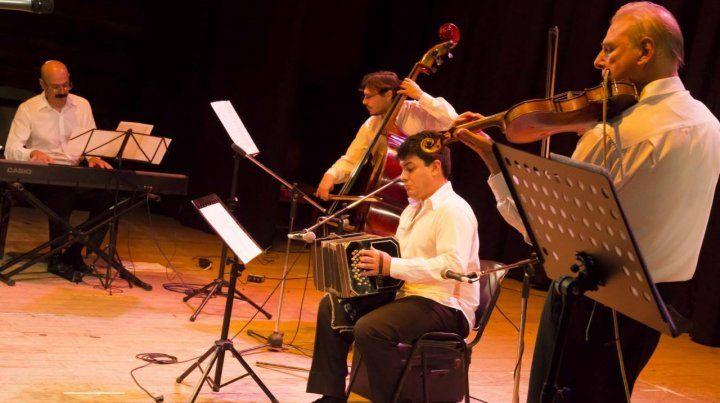 El Rescate Tango y una velada musical junto a bailarines de nivel internacional