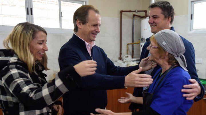 Bordet se mostró optimista de cara a los resultados electorales del 9 de junio