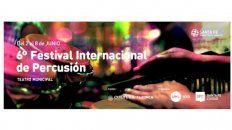 sexto festival internacional de percusion de santa fe