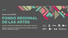 fondo regional de las artes y la transformacion social