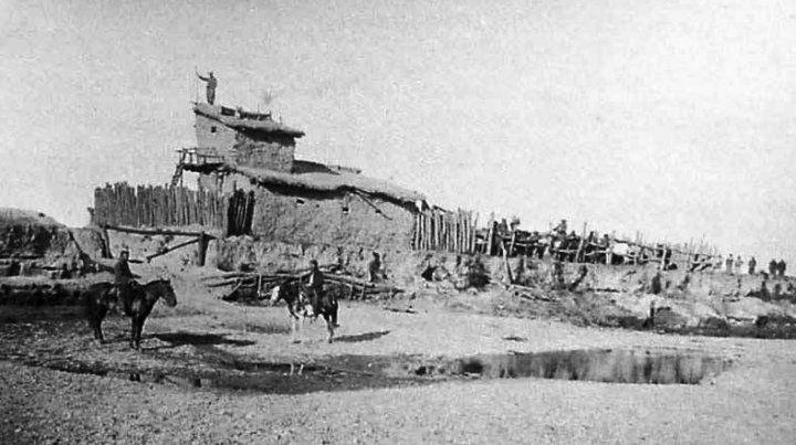 Un fortín. 1881