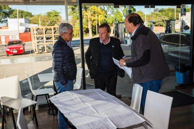 Varisco destacó la confianza de empresas privadas en la ciudad