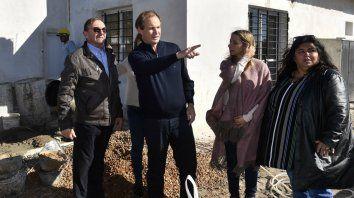 fortalecen la politica de viviendas con recursos provinciales