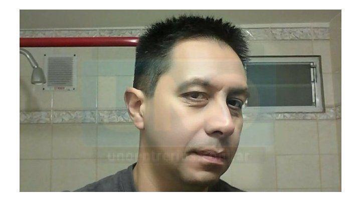 La víctima. Rodríguez fue muerto a golpes.