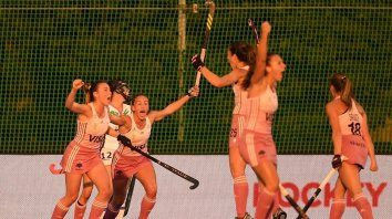 las leonas, a la final de la fih pro league