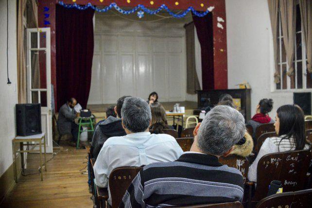 Juan Manuel Villulla dejó preguntas para reflexionar.