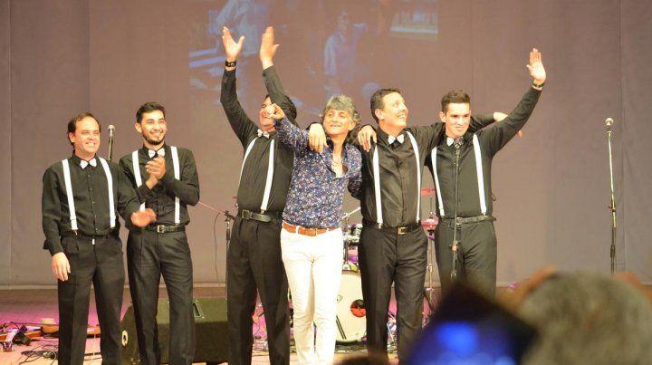 El grupo Leyenda vuelve a presentar su tributo a Los Iracundos