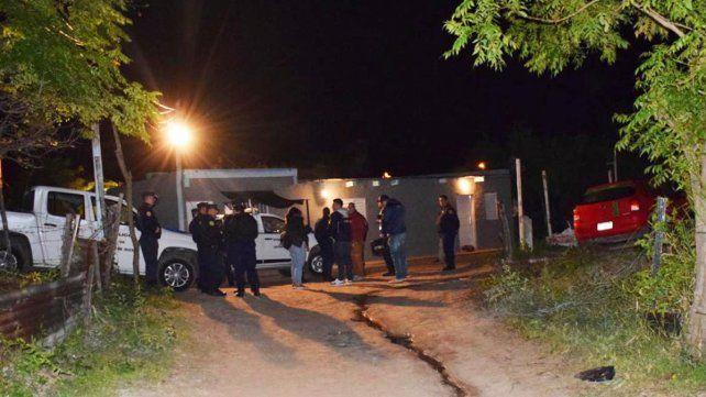 Tenía domiciliaria, pero estaba en la casa-bar de Siboldi  la noche del triple homicidio