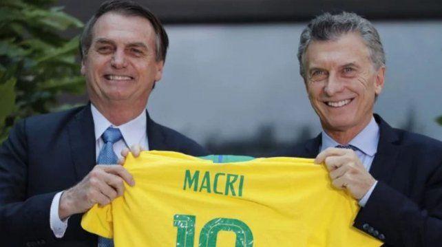 El consejo de Bolsonaro para los argentinos