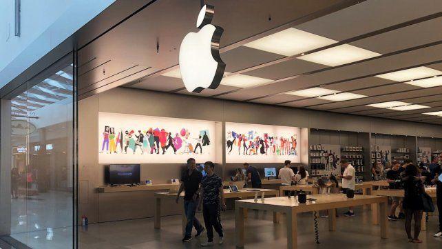 """Al banquillo. Un """"Apple store"""" en Nueva York. Los """"federales van en serio"""""""