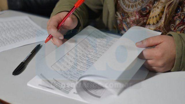 Más de un millón de entrerrianos habilitados para votar en las PASO