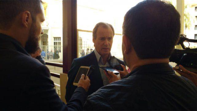 Votó Bordet y llamó a construir consensos en el peronismo