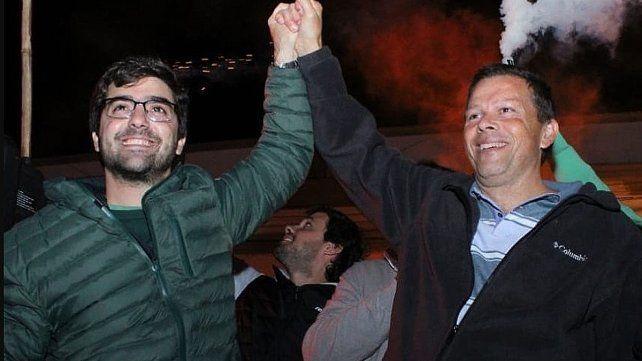 En La Paz fue reelecto Sarubi
