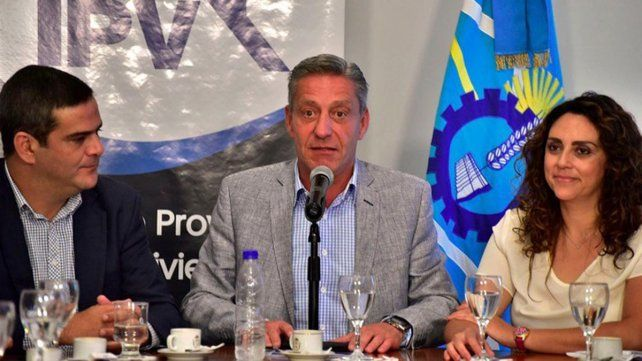 Reelección. Hemos ganado en el 97% de la provincia dijo Mariano Arcioni.