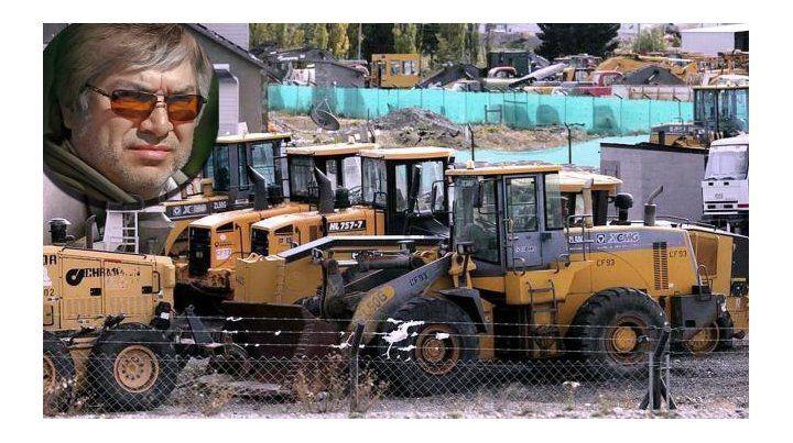 Intendente pidió maquinaria de Báez para trabajar en la ciudad