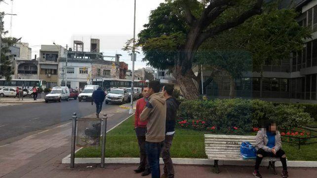 Detuvieron a extorsionador en la puerta de Tribunales