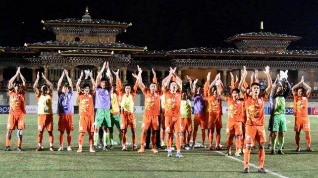 Bután, el primer eliminado de Qatar 2022