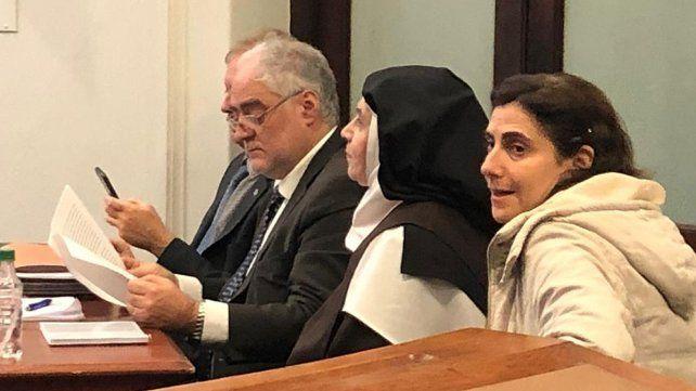 Comenzó el juicio a la monja acusada de tormentos y privación ilegítima de la libertad
