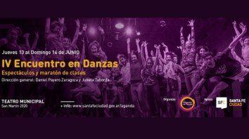 Destacado: IV Encuentro en Danzas
