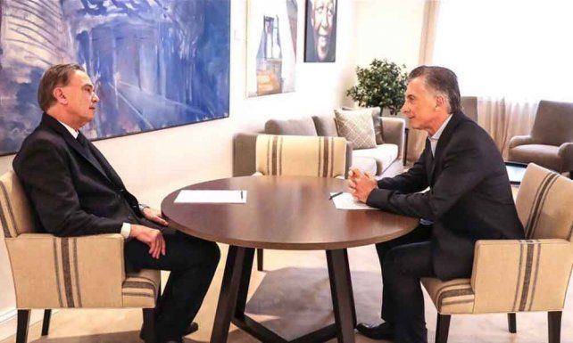 Macri explicó por qué eligió a Pichetto como vicepresidente