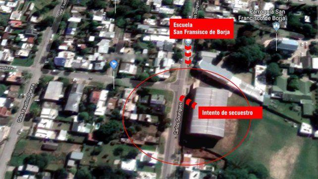 Intentaron secuestrar a una niña en Paraná