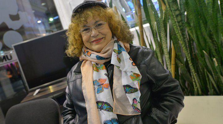 Dorita Puig regresa a Paraná para presentar De breve infinitud VII