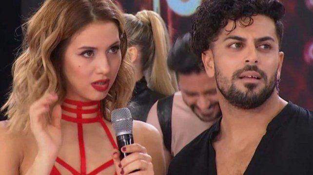La reaccion de Flor Vigna al enterarse que su ex será convocado al Bailando