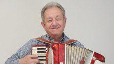 a los 77 anos fallecio el maestro acordeonista osvaldo chiappesoni