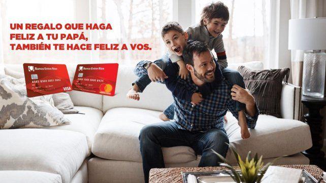 Banco Entre Ríos tiene promociones exclusivas con sus tarjetas de crédito
