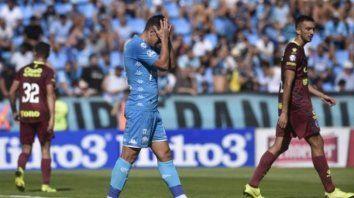 Belgrano, uno de los equipos que perdió la categoría en la pasada liga.
