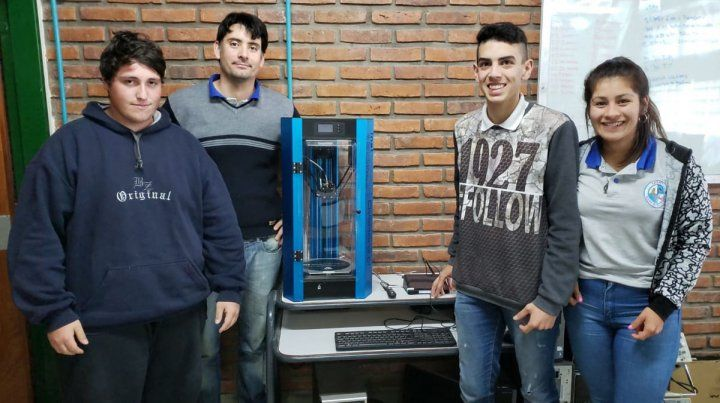 Escuela pionera en el uso de impresoras 3D, compartirán sus saberes