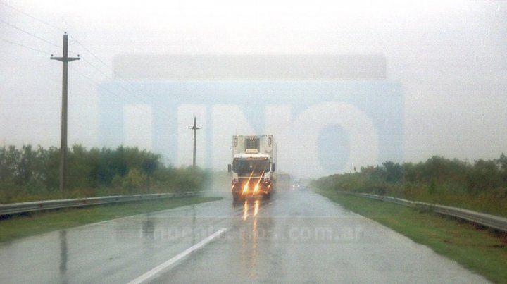 Hay alerta meteorológico por tormentas fuertes o severas