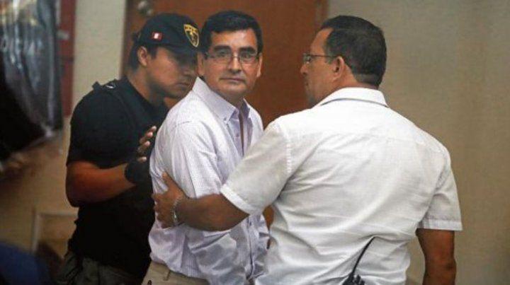 Ocho años de prisión para el primer condenado en Perú por el caso Odebrecht