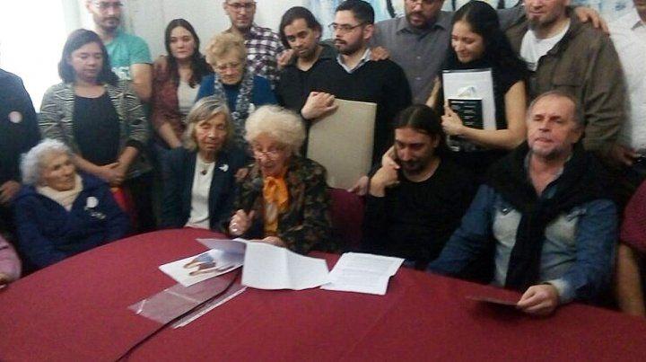 El nieto 130 es Javier Matías Darroux Mijalchuk