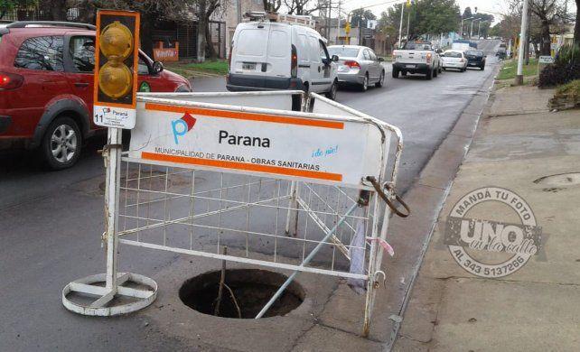 Los vecinos de Don Bosco se ilusionan con el arreglo del pozo