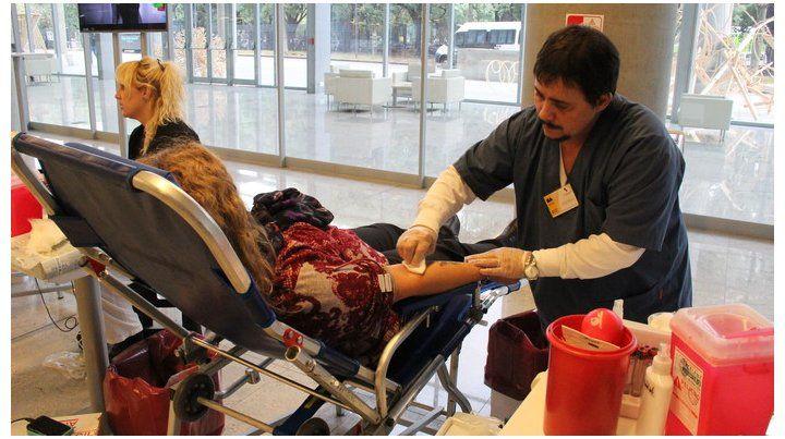 En el Día del donante de sangre hay camión sanitario en plaza Mansilla