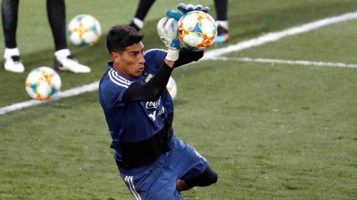 Andrada se pierde la Copa América