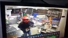 cuatro detenidos por el violento robo a la estacion de servicios