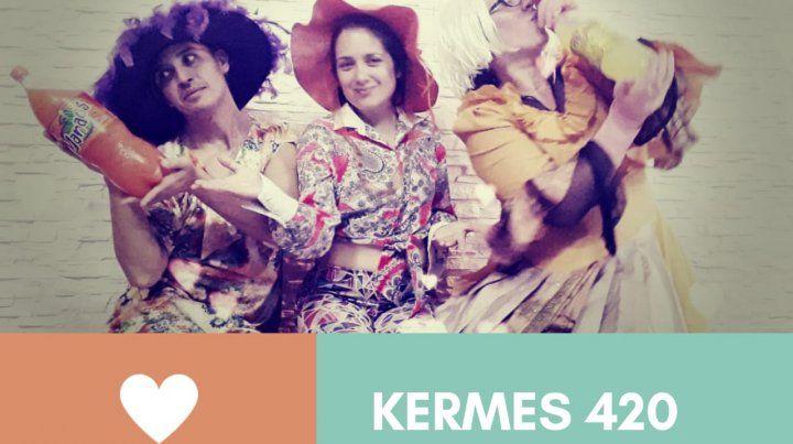 Organizaron la kermesse cannábica para viajar a Salta