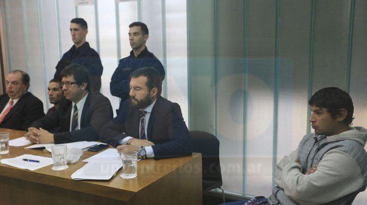Inocentes. Los abogados defensores de los acusados reclamaron la absolución de ambos.